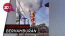 Ada Kebakaran di Kompleks Proyek Pengembangan Gas Jawa di Blora