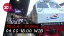 PT KA  Operasikan 7 Kereta Jarak Jauh Perhari