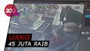 Ngeri! Video Perampokan di Minimarket Cikarang