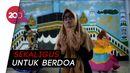 Tak Pulang Karena Corona, Siswa-Siswi Ponpes Buat Video Klip Islami
