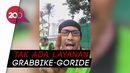 Curhat Ojol di Tengah PSBB Jakarta: Orderan Sepi