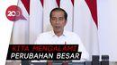 Pesan Khusus Presiden Jokowi Menghadapi Masa Berat Pandemi Corona