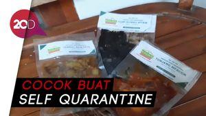 Menjajal Lauk Siap Saji Buatan Resto Ruben Onsu Bensunda
