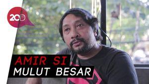 Amir Si Mulut Besar, Lagu Terbaru Pepeng NAIF bareng Ipang