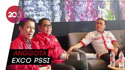 Yunus Nusi Ditunjuk Jadi Plt Sekjen PSSI