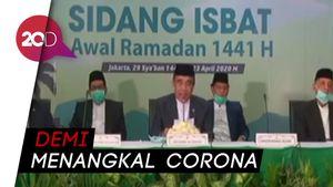 Menag Imbau Umat Muslim Sahur dengan Makanan Bergizi