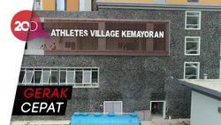 PT Waskita Karya Tbk Bangun RS Darurat Covid-19 di Wisma Atlet