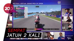 Vinales Juara MotoGP Virtual di Jerez