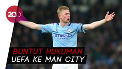 Kevin De Bruyne Kirim Sinyal Tinggalkan Man City
