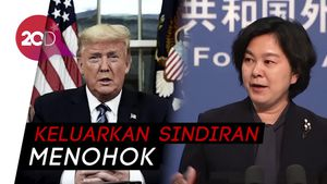 Polemik Asal Usul Corona, China Respons Tudingan Amerika Serikat