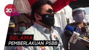 Selama PSBB, Jasa Raharja Sebut Laka Lantas Turun 49 Persen