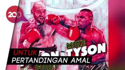 Mike Tyson Ditantang Duel Ayah Tyson Fury