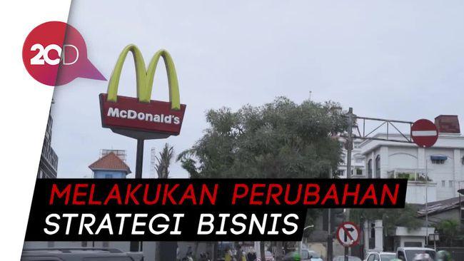 McDonald's Sarinah Bakal Tutup Permanen, Ini Alasannya