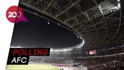Mantap! SUGBK Jadi Stadion Terfavorit di ASEAN Versi AFC