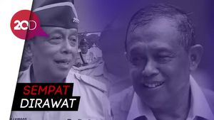 Mantan Panglima TNI Djoko Santoso Berpulang