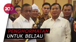 Prabowo: Djoko Santoso Pejuang Prajurit yang Hebat