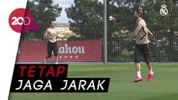 Real Madrid Mulai Gelar Latihan, Hazard Juga Ikut