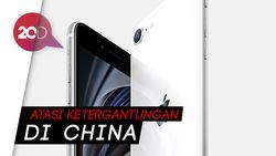 20% Produksi iPhone Akan Pindah ke India