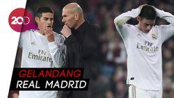 James Rodriguez Sudah 80% ke Atletico Madrid