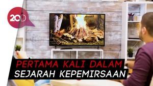 Nielsen Temukan Anomali Kebiasaan Orang Nonton TV di Ramadhan Kali Ini
