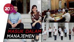 Ratu Tisha Merapat ke Perserang Banten