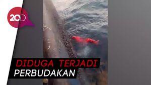 Jasad ABK Indonesia di Kapal China Dilarung di Laut Lagi!