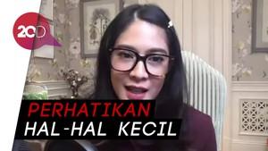 Trik Dian Sastro Getol Bikin Konten saat Ramadhan