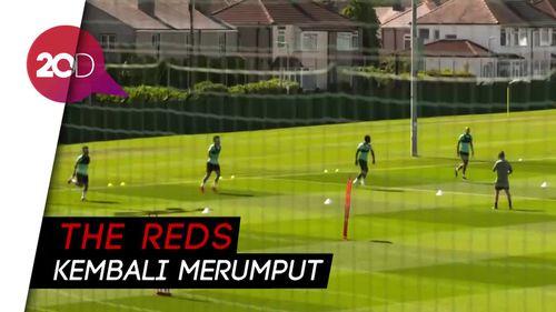 Liverpool Latihan Lagi, tapi Tetap jaga Jarak