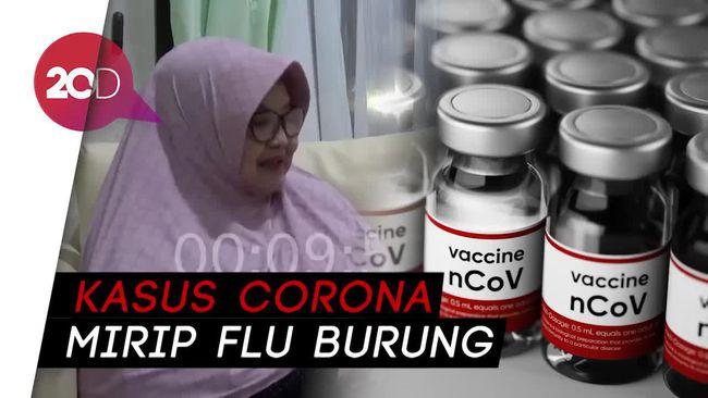 Siti Fadilah Bicara Bisnis Vaksin saat Pandemi Harus Diwaspadai