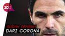 Mikel Arteta Comeback, Arsenal Mulai Latihan Lagi