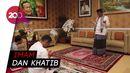 Mahfud Md Salat Id di Rumah Bersama Keluarga & Ajudan