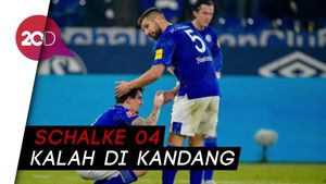 Schalke 04 Dipermalukan Augsburg 3 Gol Tanpa Balas