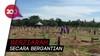 H+3 Idul Fitri, TPU Tegal Alur Masih Ramai Peziarah