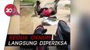 Heboh! Dua Oknum Polisi Baku Hantam dengan Pria Gangguan Jiwa