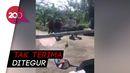 Video Pengeroyokan Petugas Covid-19 di Pekalongan