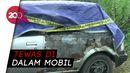 Main Korek Api, Dua Balita Tewas Terbakar di Dalam Mobil