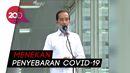 Disiplinkan Warga, Jokowi Kerahkan TNI-Polri Turunkan Kasus Corona