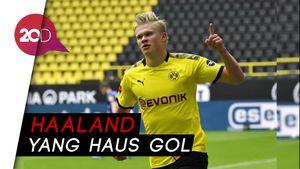Haaland Tak Sabar Ingin Melawan Bayern Munich