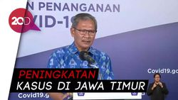 Hingga 28 Mei, Ada 48.749 ODP dan 13.250 PDP di Indonesia
