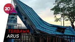 Gangguan Mesin, Kapal di Muna Tabrak Gapura Pelabuhan