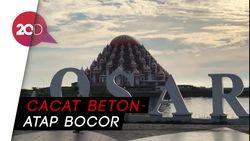 Melihat Masjid 99 Kubah Makassar yang Tuai Kontroversi