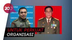 Dua Pensiunan TNI AD Diangkat Jadi Stafsus Ketum PSSI