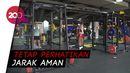 Asyik! Tempat Gym di Dubai Buka Lagi