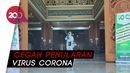 Usai Gelar Salat Jumat, Masjid Al-Barkah Kota Bekasi Disemprot Disinfektan
