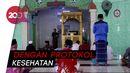 Warga Barru Sulsel Mulai Salat Jumat di Masjid