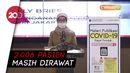 Kasus Positif Covid-19 di Jakarta Tembus 7 Ribu