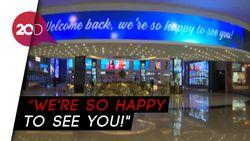 Welcome Back! Bioskop dan Mal di Dubai Kembali Dibuka