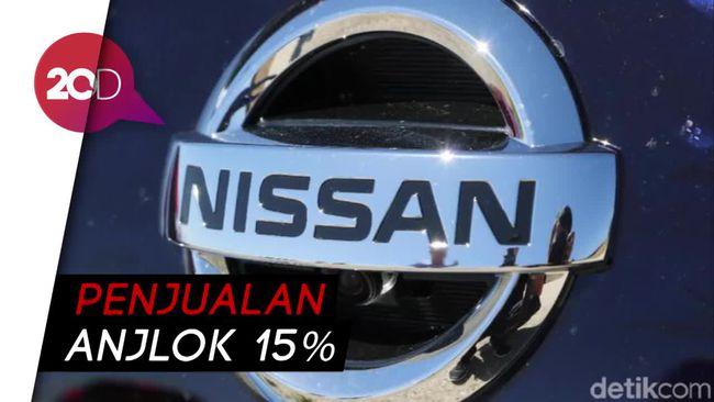 Rugi US$ 6,2 Miliar, Nissan Tutup Pabriknya di Ind