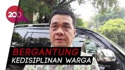 Catat! 4 Syarat Menuju Normal Baru di Jakarta