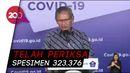 Per 31 Mei, Pemerintah Pantau 49.936 ODP dan Awasi 12.913 PDP